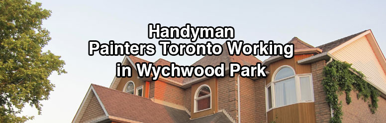 Handyman-Painters-Toronto-Working-in-Wychwood-Park