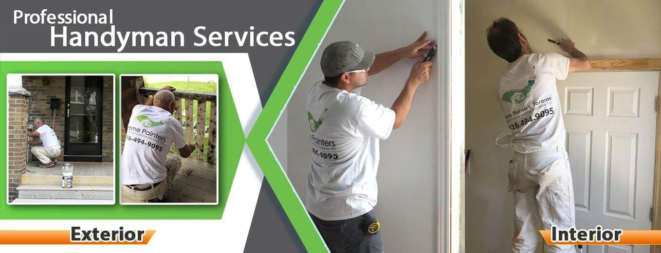 handyman services carpentry wood repair